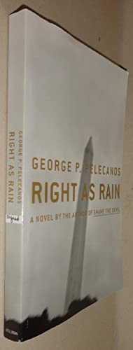 Right As Rain [Advance Review Copy]