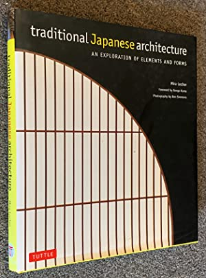 Traditional Japanese Architecture; An Exploration of Elements and Forms