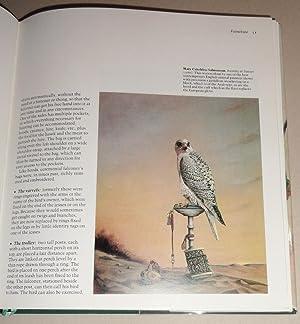 Falconry and Art: Chamerlat, Christian Antoine De