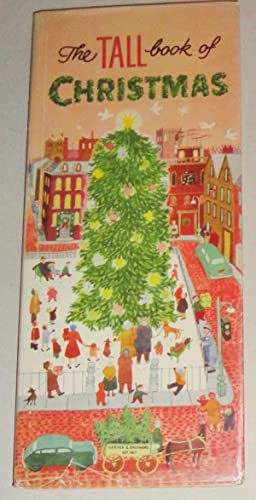 The Tall Book of Christmas: Smith, Dorothy Hall; Gertrude E. Espenscheid (Illustrations)