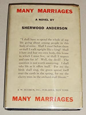 Many Marriages: Anderson, Sherwood