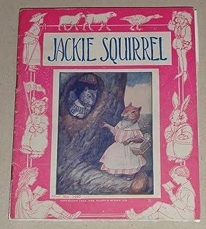 Jackie Squirrel: Unknown