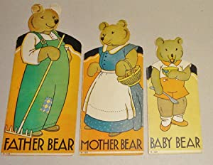 Father Bear, Mother Bear and Baby Bear: Durick, Agnes York