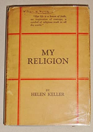 My Religion: Keller, Helen
