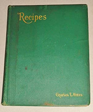 Recipes - for the Manufacture of Flavoring Extracts, Handkerchief Extracts, Toilet Water, Cologne, ...