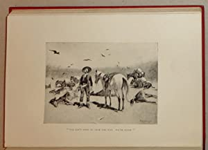 Red Men And White: Wister, Owen and Frederic Remington (Illustrations)