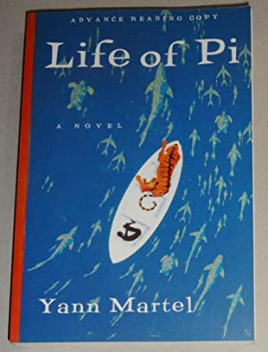 Life of Pi; Advance Reading Copy: Martel, Yann
