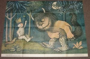 "Where the Wild Things Are [Poster]; ""A: Sendak, Maurice"