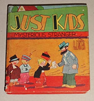 Just Kids & the Mysterious Stranger; Saalfield: Carter, Ad