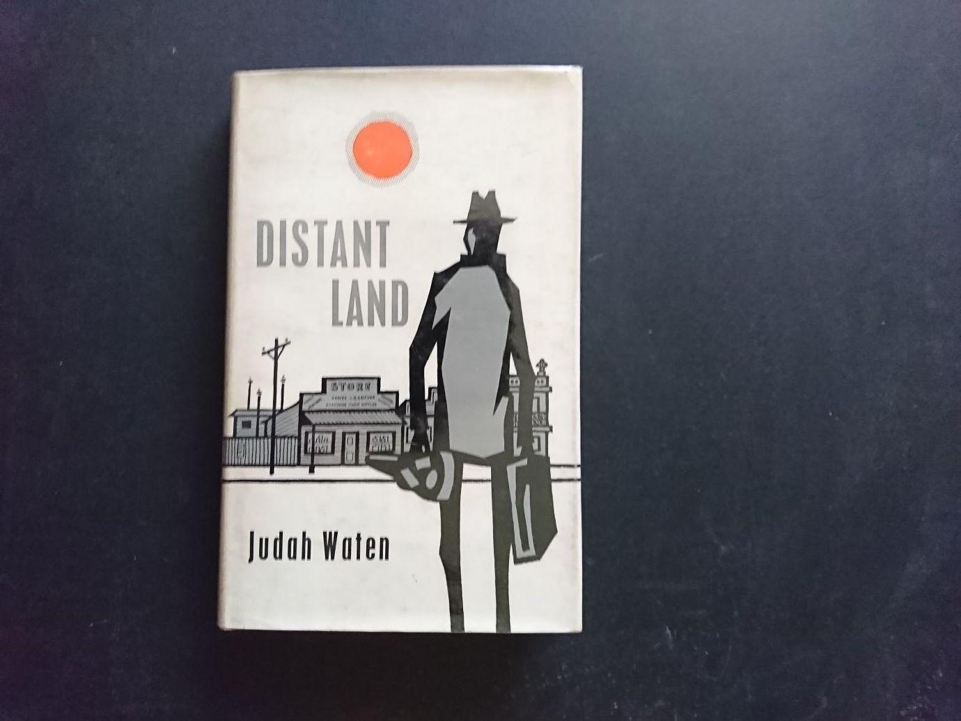 Distant_Land_Waten_Judah_Very_Good_Hardcover