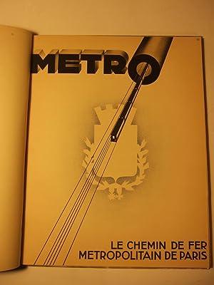 Le Chemin De Fer Metropolitain De Paris