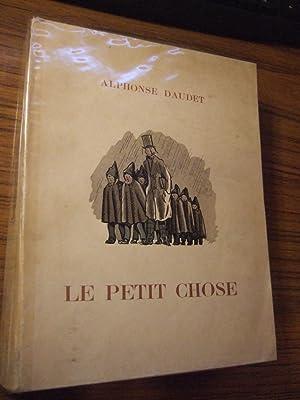 Le Petit Chose: Daudet (alphonse)