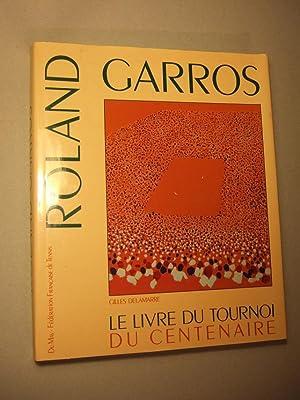 Roland Garros: Delamarre (giles)