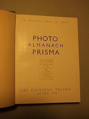 Photo Almanach Prisma: Collectif