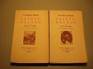 Sainte-Helene: Aubry (octave)