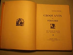 Croquants Du Perigord: Rocal (georges)