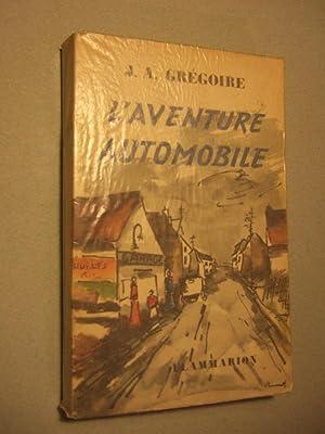 L'aventure Automobile: Gregoire (J. A.)
