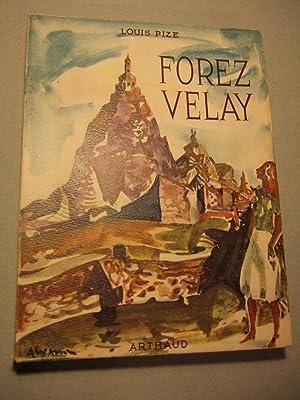Forez et Velay: Pize (louis)
