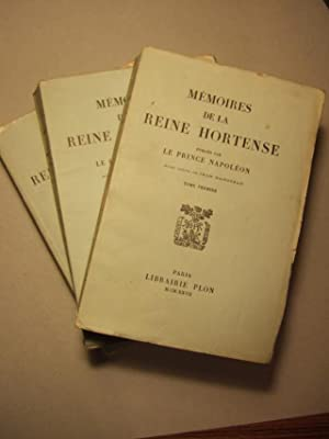 Mémoires De La Reine Hortense: Napol�on (publi� Par Le prince)
