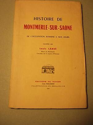 Histoire Montmerle-sur-Saone: Labbe (louis)