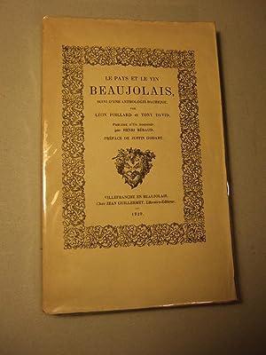 Le Pays et Le Vin Beaujolais: Foilard (leon) & David (tony)
