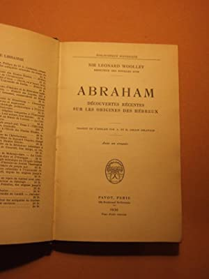 Abraham: Sir Leonard Woolley