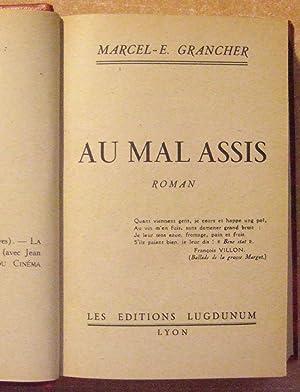 Au Mal Assis - Dombes: GRANCHER (Marcel E.)