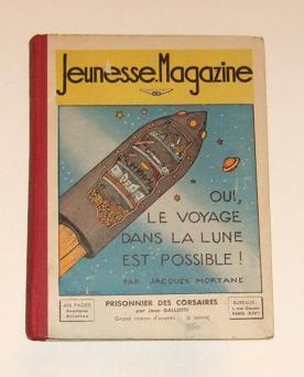 Jeunesse-Magazine Album No1: Lugano (jean) & Collectif