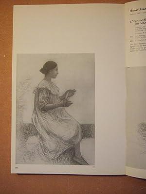 De Gericault A Leger: Dessins Francais des XIXe et XXe Siecles dans les Collections du Musee des ...