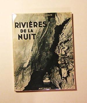 Rivières De La Nuit: BOURGIN (Andr�)