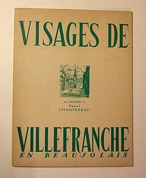 Visage De Villefranche En Beaujolais: Chantereau (daniel)
