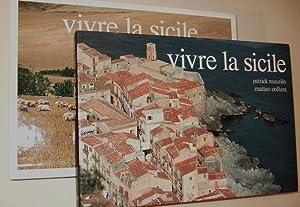 Vivre la Sicile: MAURIES (Patrick) & COLLURA (Matteo)