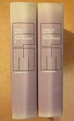 Oeuvres romanesques, tomes 1 & 2: Mauriac ( François )