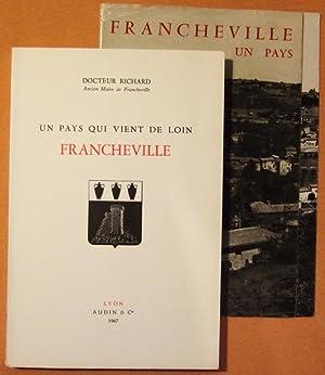Francheville, un pays qui vient de loin.: RICHARD (docteur)