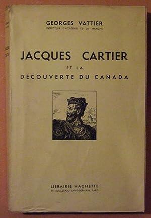 Jacques Cartier et la découverte du Canada: VATTIER (Georges)