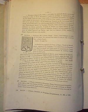 Armorial historique de Bresse, Bugey, Dombes, Pays de Gex, Valromey et Franc-Lyonnais d'apr&...