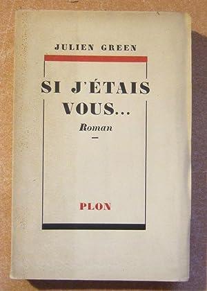 Si j'étais Vous: GREEN (Julien)