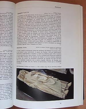 DICTIONNAIRE DE LA SCULPTURE. La sculpture du Moyen Age à nos Jours: Breuille ( Sous La ...