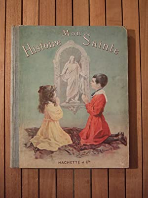 Mon histoire sainte.: Brès (Mademoiselle H.S)