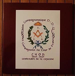 Centenaire de la Cayenne de Lyon, 1889-1989.: Collectif