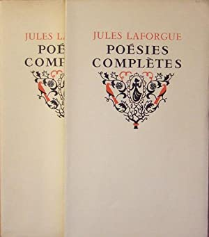 Poesies Completes: LAFORGUES (Jules)