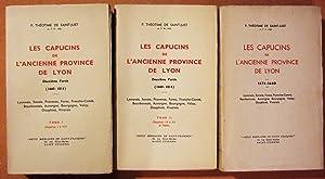Les Capucins De L'ancienne Province De Lyon,: SAINT-JUST (Théotime De