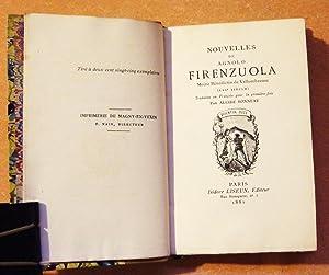 Nouvelles: Firenzuola (agnolo)