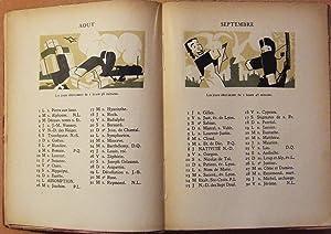 Almanach des Amis de Guignol. 1932: Collectif