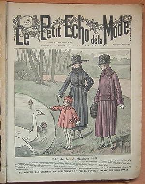 Le Petit Echo De La Mode 1918: Collectif (Revue De Mode)