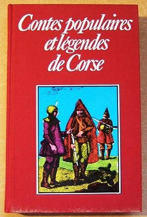 Contes Populaires et Legendes De Corse: Anonyme / Collectif