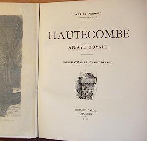 Hautecombe Abbaye Royale: Pérouse (Gabriel).