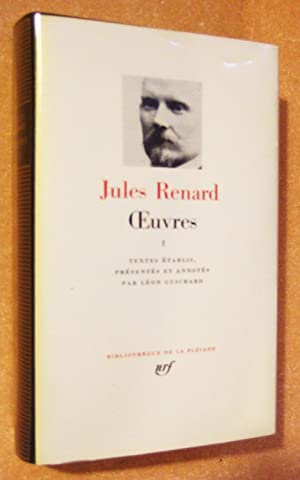 Oeuvres - Tome 1: RENARD (Jules)