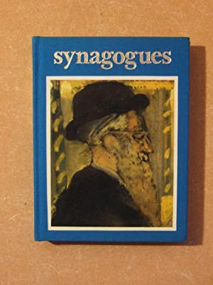 Synagogues. Soixante Aquarelles De Serge Kantorowicz: Kantorowicz (Serge)