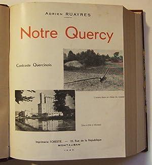 NOTRE QUERCY-Essai de tourisme Géographique: Ruayres (Adrien)